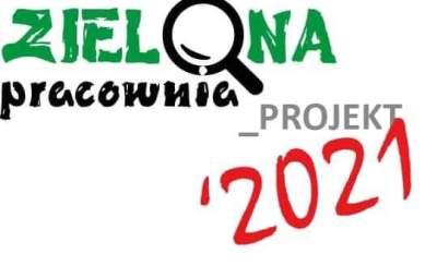 zielona pracownia 2021
