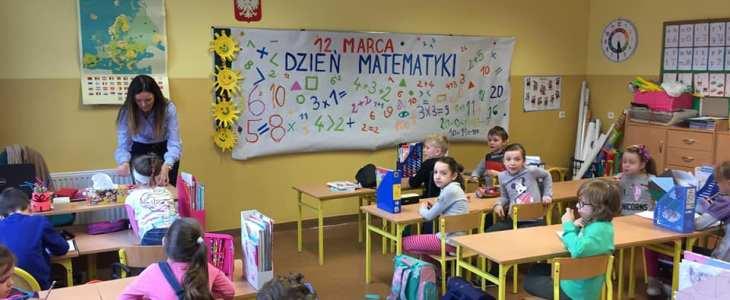 Dzień Matematyki w klasie I