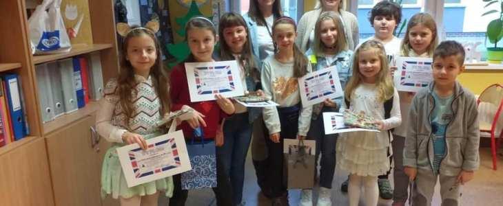 Szkolny Konkurs Piosenki Anglojęzycznej dla klas 0-3