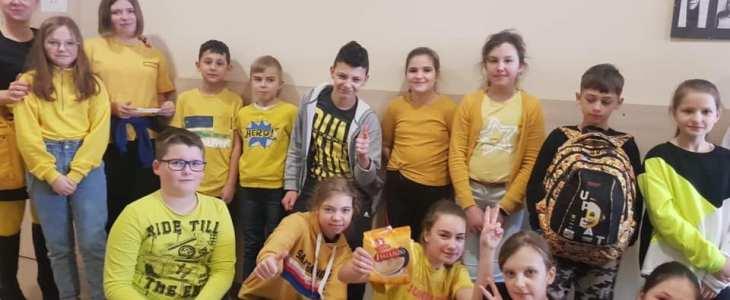 Dzień koloru żółtego