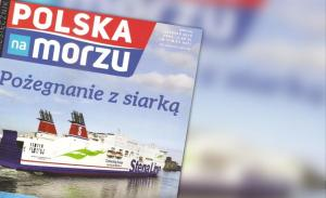 "Czasopismo ""Polska na morzu"" o ZSM"