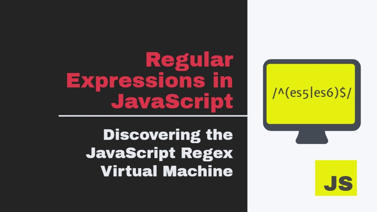 Regular Expressions in JavaScript
