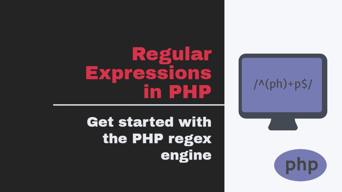 Regular Expressions in PHP – Zsolt Nagy