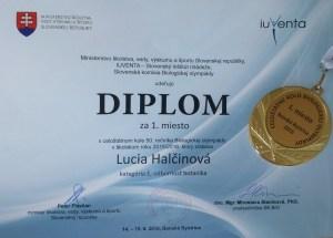 Lucia Halčinová