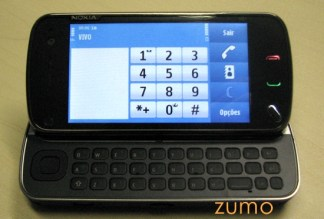 N97 aberto: sim, ele é um telefone