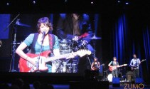 Norah Jones no palco