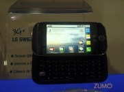 LG GW620: software ainda sendo aprimorado
