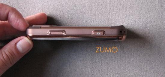 N97 mini: disparador da camera e controle de volume
