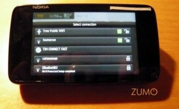 Gerenciamento de conexões: N900, se não prestar atenção, fica sempre conectado
