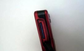ZX1: cartão SD