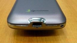 o estranho conector USB