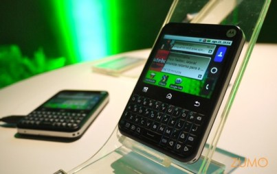 "Motorola MB502 ""Charm"""