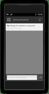 007 - Handset SMS
