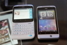 HTC ChaCha, HTC Salsa