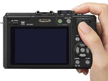 Panasonic Lumix GX1 - 01