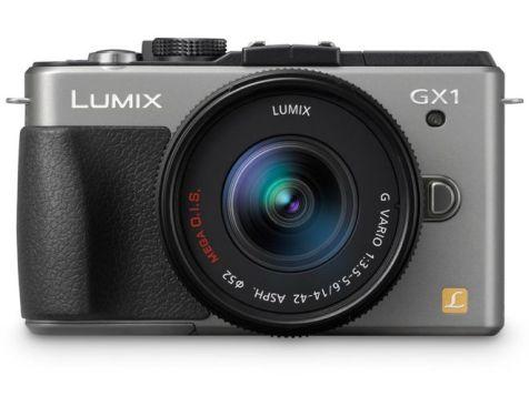 Panasonic Lumix GX1 - 11