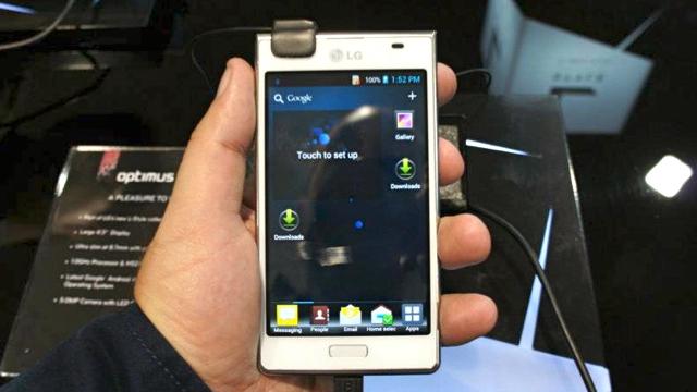 LG Optimus L7