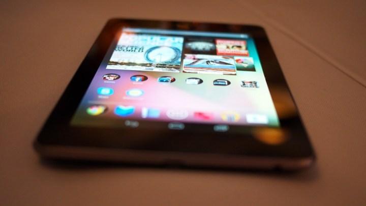 Olá, Nexus 7