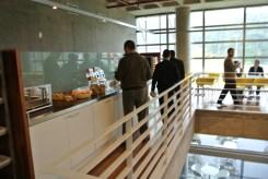 A iluminação natural está em todas as áreas do SAP Labs