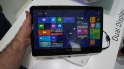 Samsung Dual Display: parece um tablet...