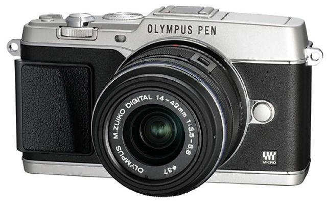 Olympus_EP5_front