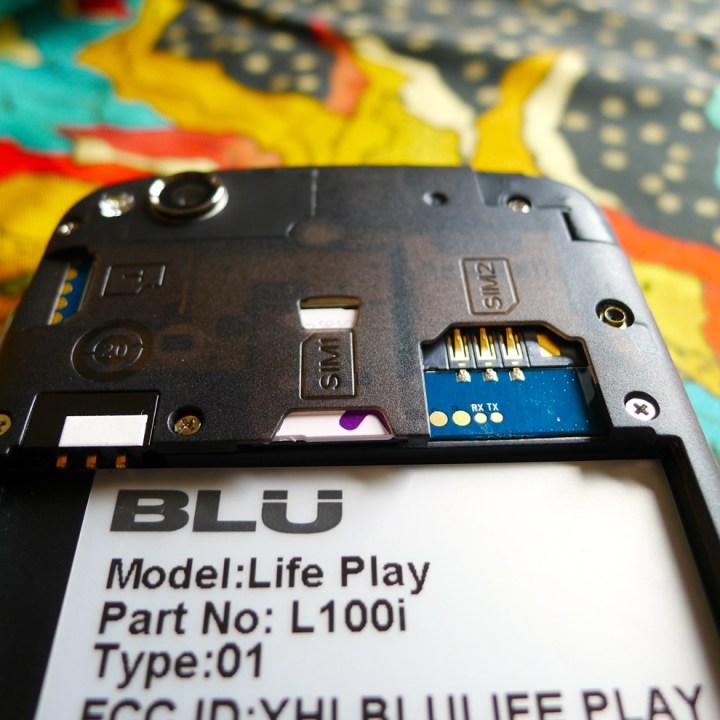 blu life play - 13