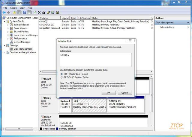 Seagate_HDD_4TB_initialize_1