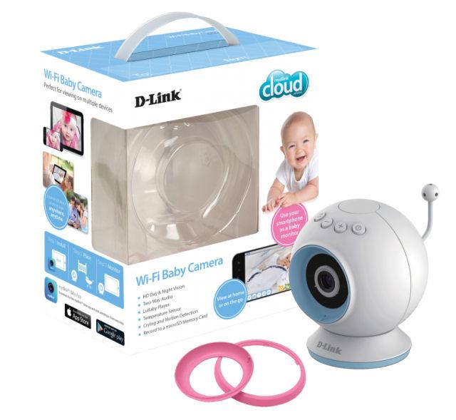 Dlink_babycam_box