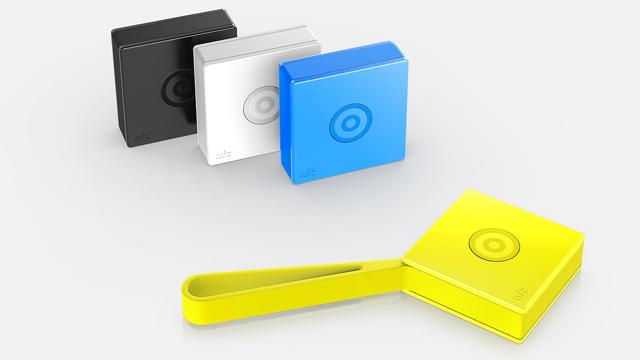 Gadget do dia: Nokia Treasure Tag (WS-2)