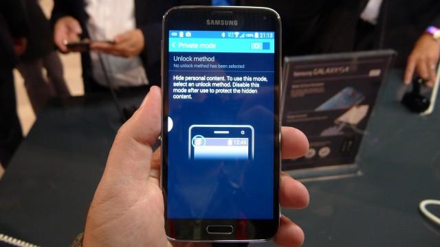 samsung galaxy S5 - 22