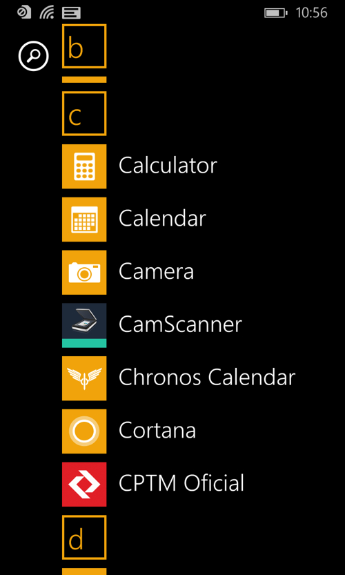 windows phone 8.1 - 18