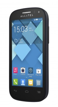 Alcatel Onetouch POP C3 Bluish Black