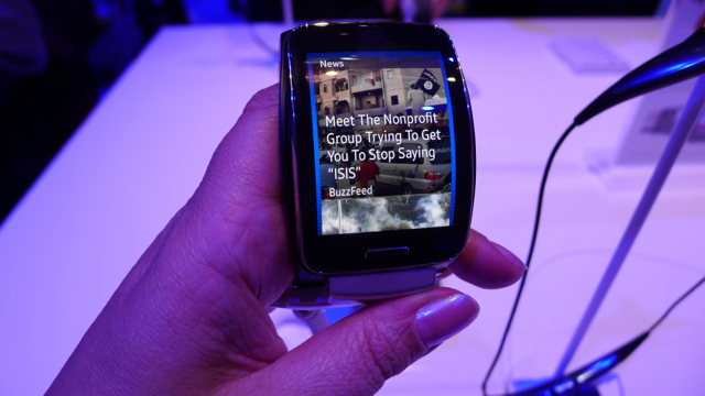 samsung galaxy gear S - 3