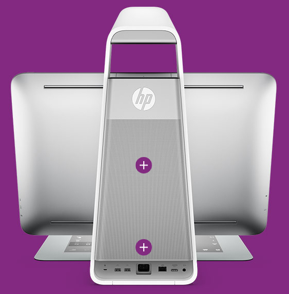 hp sprout 2