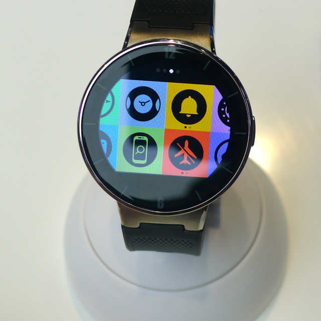 alcatel onetouch watch -12