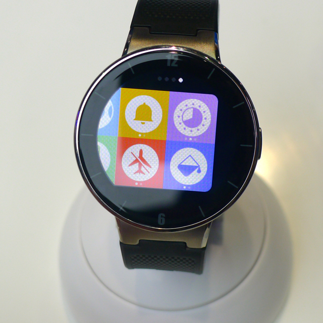 alcatel onetouch watch -14