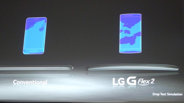 lg g flex 2 - 10