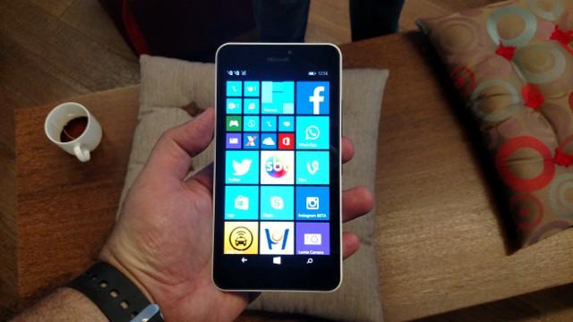 lumia 640 xl - 1