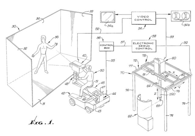 Magicam-patent