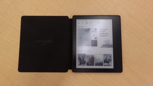 amazon kindle oasis - 10