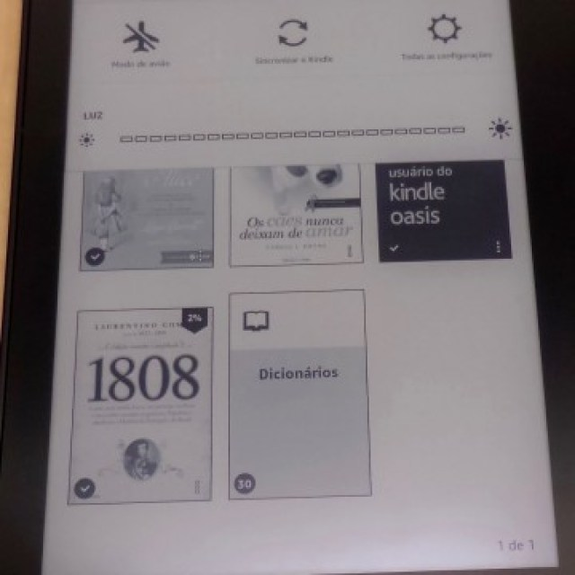 amazon kindle oasis - 19