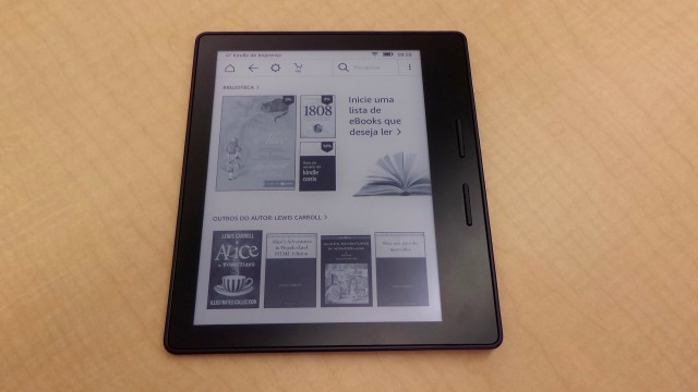 amazon kindle oasis - 2