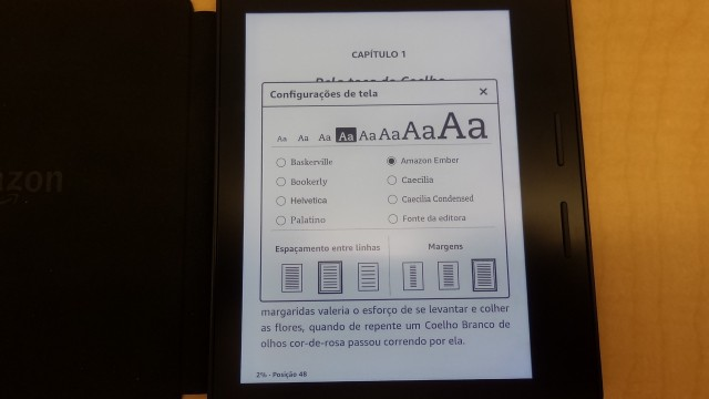 amazon kindle oasis - 22