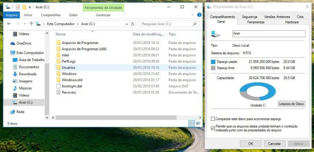 Acer_Cloudbook_ES14_Win10_disco_livre