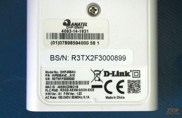 Dlink_Powerline_AV500_308AV_certificados