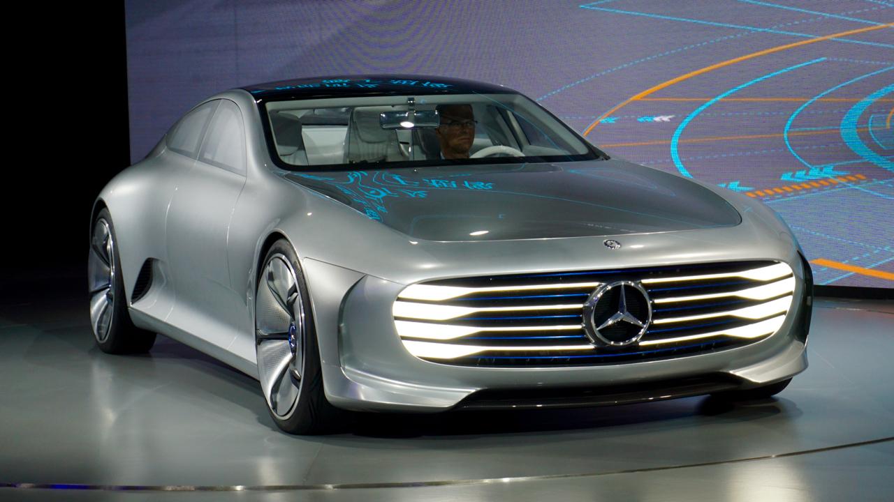 Mercedes CES Asia - 2