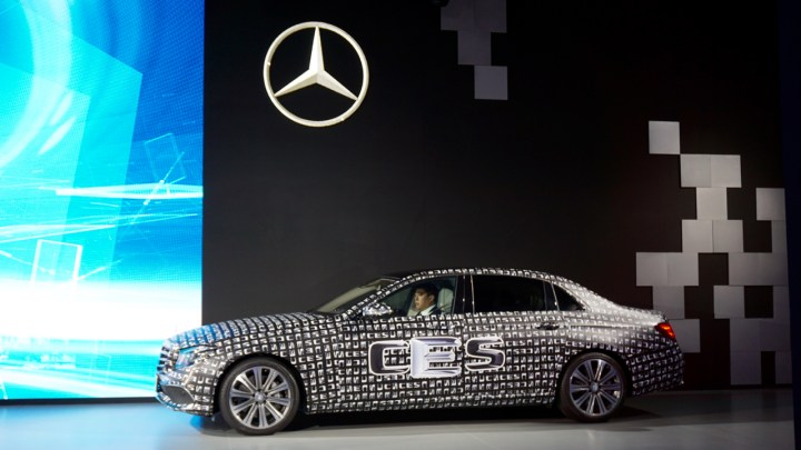 Mercedes CES Asia - 5