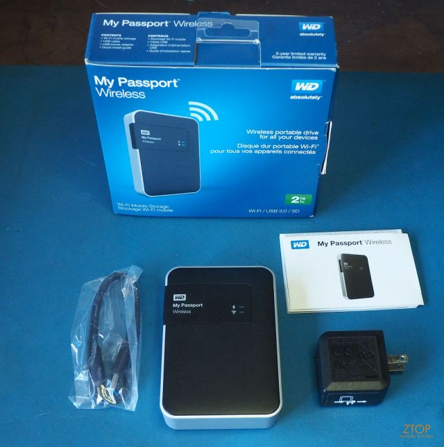WD_MyPassport_Wireless_unbox
