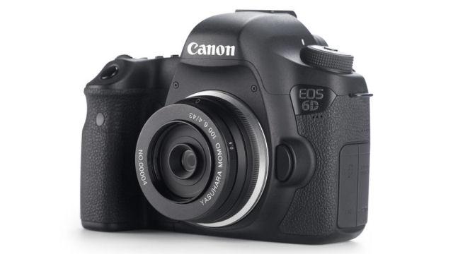 3ceecaf0f89db Fabricante japonês recria lente centenária da Vest Pocket Kodak para  câmeras digitais.