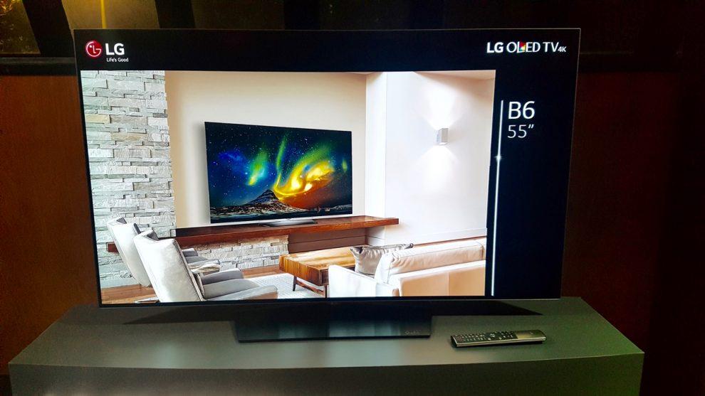 LG OLED 2016 - 2